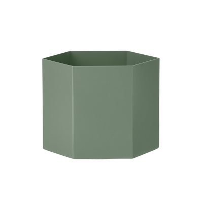 Hexagon ruukku XL dusty green
