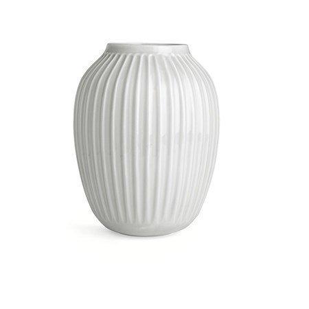 Kähler Hammershøi Maljakko Valkoinen 25 cm