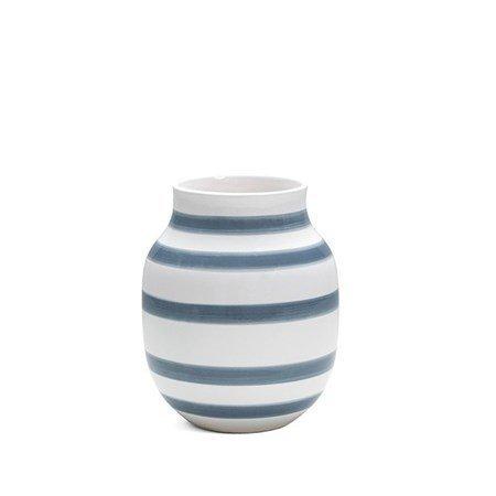 Kähler Omaggio Maljakko Sininen 20 cm