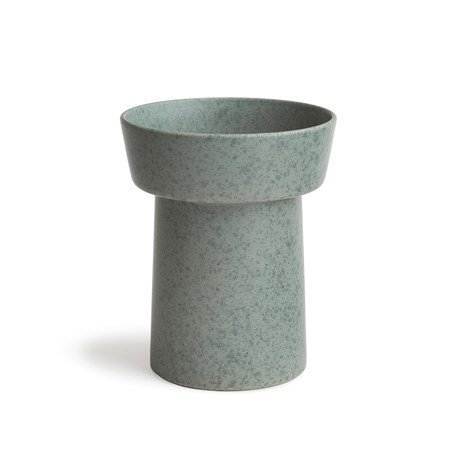 Kähler Ombria Maljakko GranitHarmaa H 20 cm