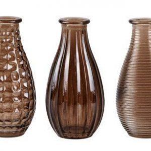 KJ Collection Maljakko Lasi 14 cm