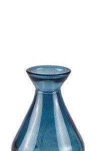 KJ Collection Maljakko Petrol/Sininen 10 cm
