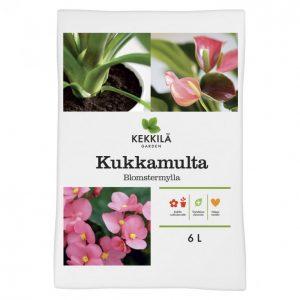 Kekkilä Kukkamulta 6 L