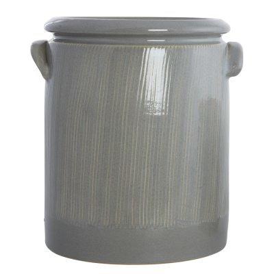 Pottery ruukku M vaaleanharmaa