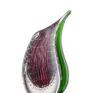 Rosenthal Dewdrop maljakko liila 24cm