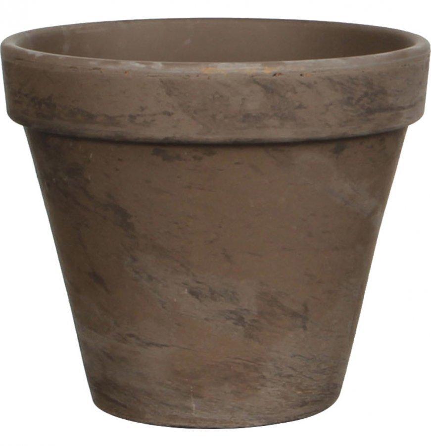 Saviruukku 12cm Basalt