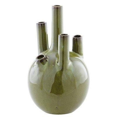 Tubes vaasi fancy vihreä