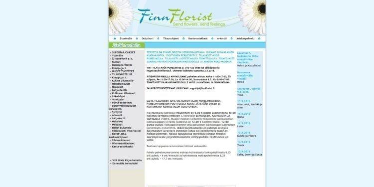 FinnFlorist Oy Ltd